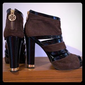 Tory Burch booties size 8.5